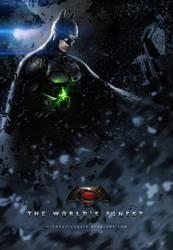 BatmanSuperman World'sFinest by spirapride