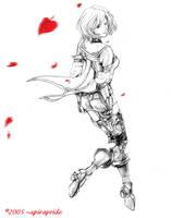 Ashe by spirapride