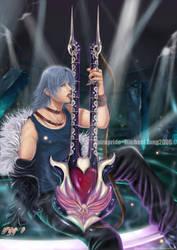 Riku:Underground Concert by spirapride