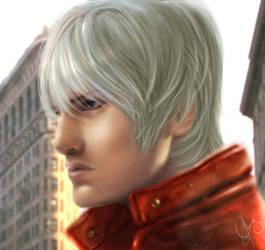 DevilMayCry Dante by spirapride