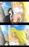 Naruko and Sasuke by Tomachi-chan