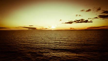 Brown Ocean by BiggDaddy