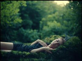 Sleeping Beauty by Furrrka