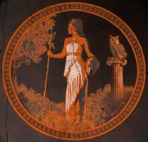 Athena by MargotYvy