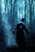 Dark meeting by MargotYvy