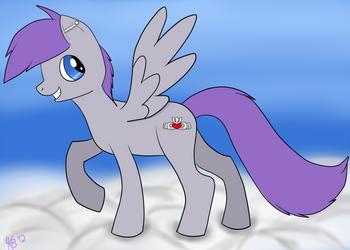 Zeph Pony by Vibrating-Piggies