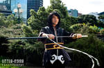 Yuri - Legendary Swordsman by roseandblossom