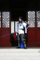 Cao Pi - Emperor of Wei by roseandblossom