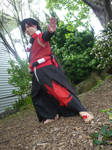 Shichika - 7th Kyotoryu Head by roseandblossom