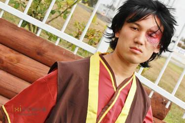 Zuko - Fire Prince by roseandblossom