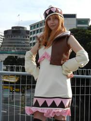 Karina Lyle - Performer by roseandblossom