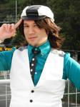 Kotetsu Kaburagi - Hero by roseandblossom