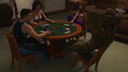 Super Poker Game by RagingCyc0ne