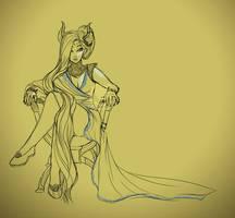 [Trade] The Muse by shuu-bunni