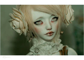 Ceramics of my face by Bluoxyde
