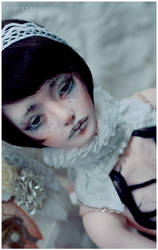 Blue-nosed Pierrot by Bluoxyde