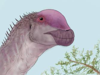 Brachiosaurus Speedsketch by CameronDillon