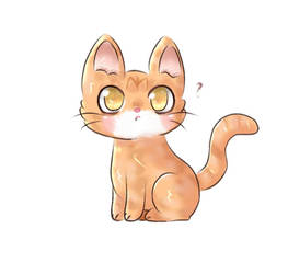 Small kitty  by irilis25