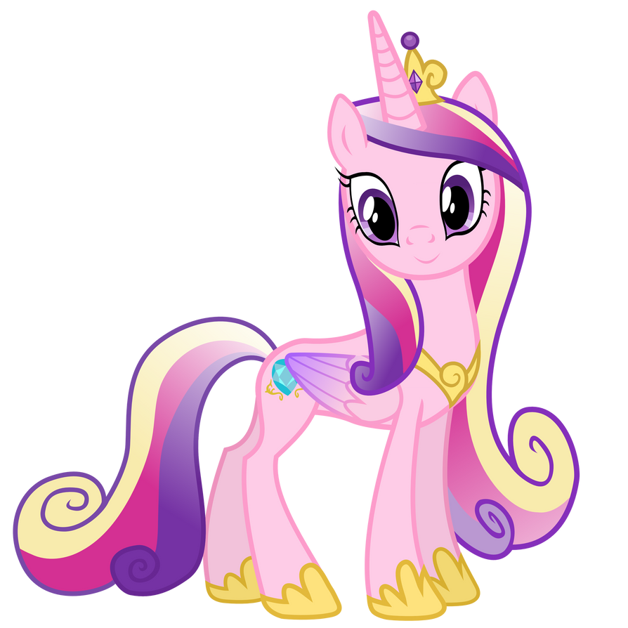 Princess Cadance by 90Sigma