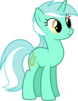 Lyra Heartstrings by 90Sigma