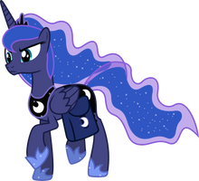 Angry Princess Luna (1) by 90Sigma