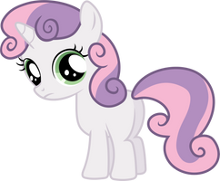 Sweetie Belle by 90Sigma