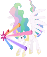 Celestia Using the Elements by 90Sigma