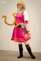 Zelda Skyward Sword - Full View by Rose-Pastel