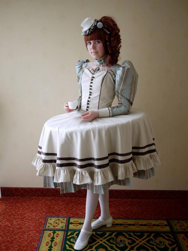 Tablewear by Rose-Pastel
