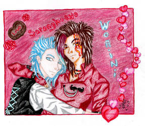 Valentine's Day Saranghaeyo and Wo ai ni by IsisConstantine