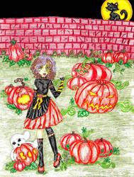 Happy Spooky Halloween by IsisConstantine
