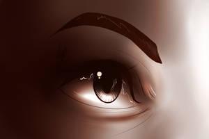 another fucking eye by ebazii