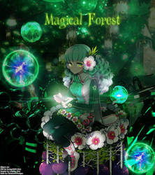 Magical Forest by Marie-Saori-Inoue