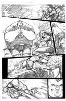 SPIDEY TEST PAGE 2 by biroons