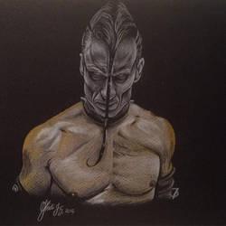 Doyle W. Von Frankenstein by HeidiJS