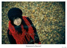 Autumn's Secret by MrColon