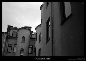 A Stone Tale by MrColon