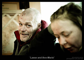 Lasse and Ann-Marie by MrColon