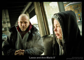 Lasse and Ann-Marie II by MrColon