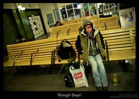 Rough Days by MrColon