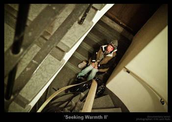 Seeking Warmth II by MrColon