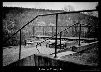 Autumn Thoughts by MrColon