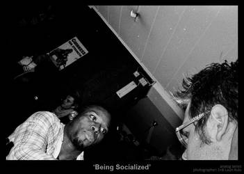 Being Socialized by MrColon