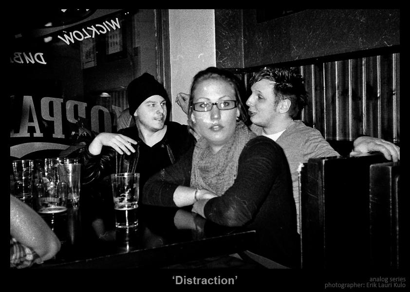 Distraction by MrColon