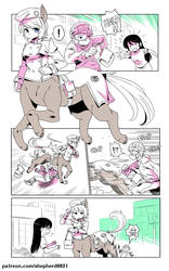 Modern MoGal 11 - Faster than me? by shepherd0821