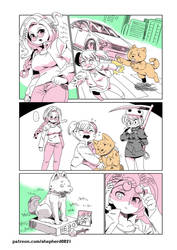 Modern MoGal # 39 - Human's best friend by shepherd0821