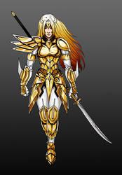 Goldronin's Armor by goldronin