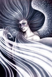 Wind Spirit by goldronin