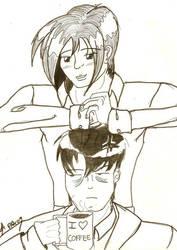 Kenshin hair? by PaxPaganus