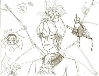Sketchdump by PaxPaganus